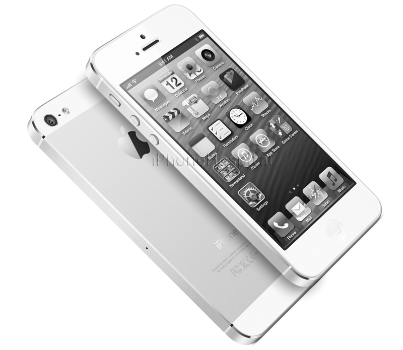 Posible lanzamiento del iPhone 5S