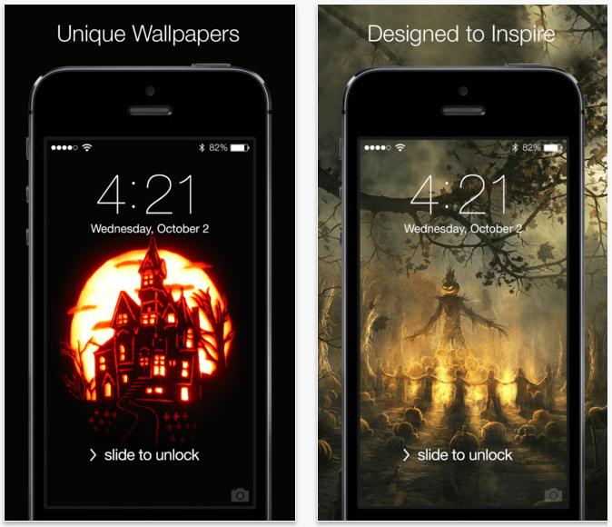 Apps para Halloween: Best Halloween Wallpapers and Backgrounds