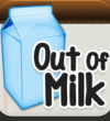out-of-milk-icono