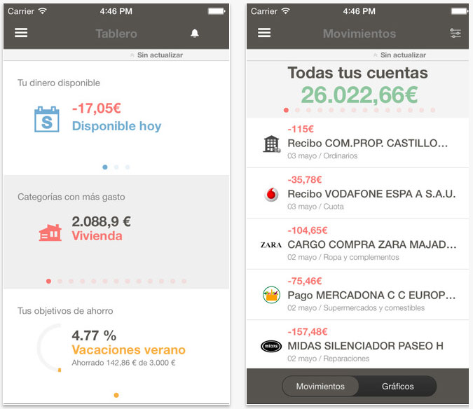 Apps que te ayudarán en la cuesta de enero, My Value