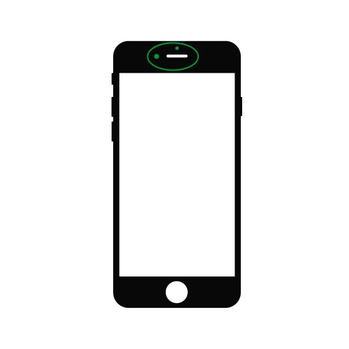 Cambiar sensor y cámara frontal iPhone 8 Plus