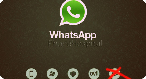 Whatsapp y Blackberry se divorcian