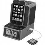 iHome iD37 altavoces iPhone, iPad y iPod negro